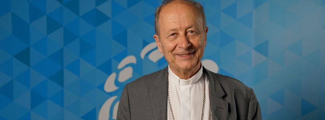 Message de notre évêque