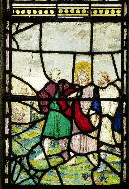 Homélie pour le 3eme dimanche de Pâques.