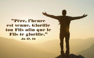 Gloire de Dieu et gloire des hommes…!