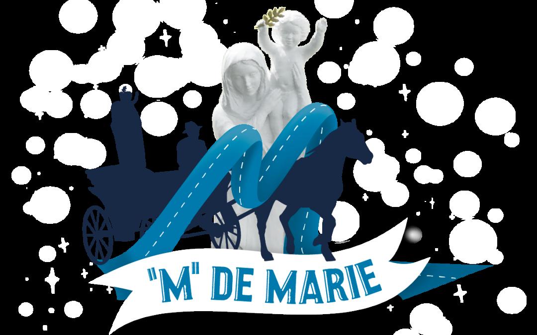 Retour sur le M de Marie – Paris
