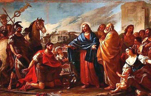 Le clin d'œil du jour avec l'Évangile de Jean