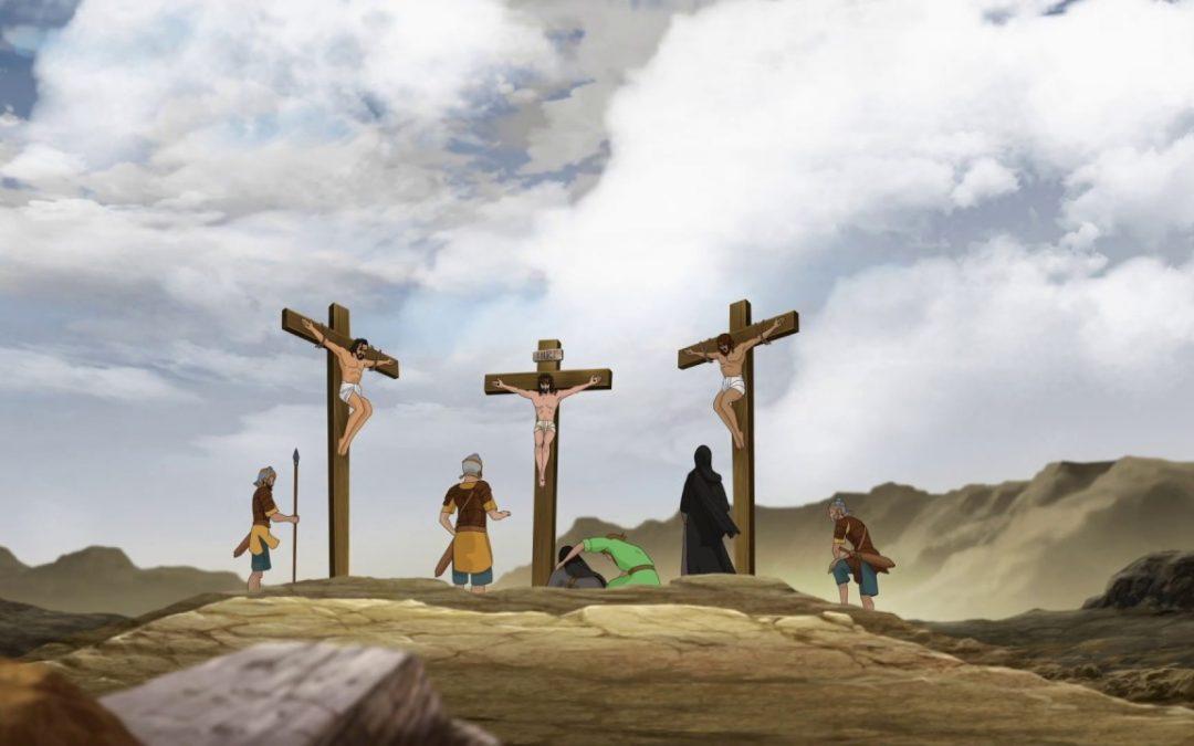 """6ème dimanche de carême """"Vraiment celui-ci était le Fils de Dieu"""""""