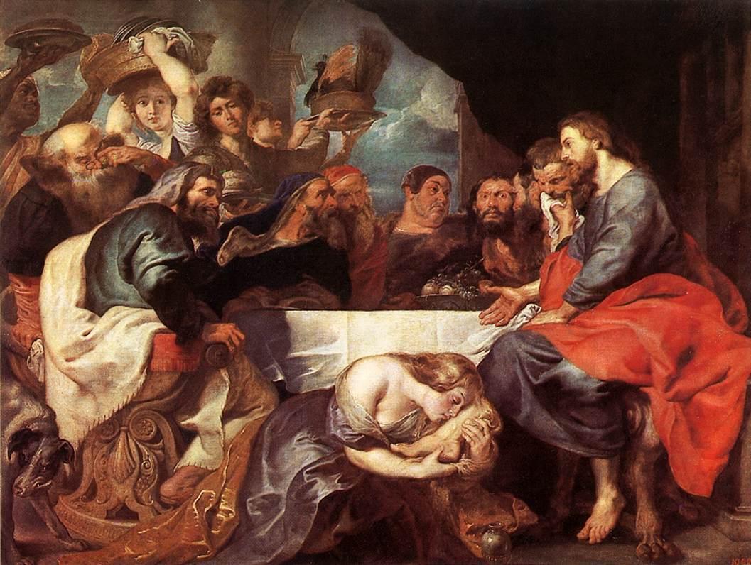 Le clin d'œil du Lundi Saint avec l'évangile de Jean