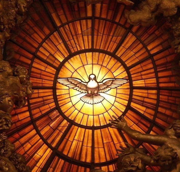 Esprit-Saint : Trois symboles pour un même souffle de Vie !